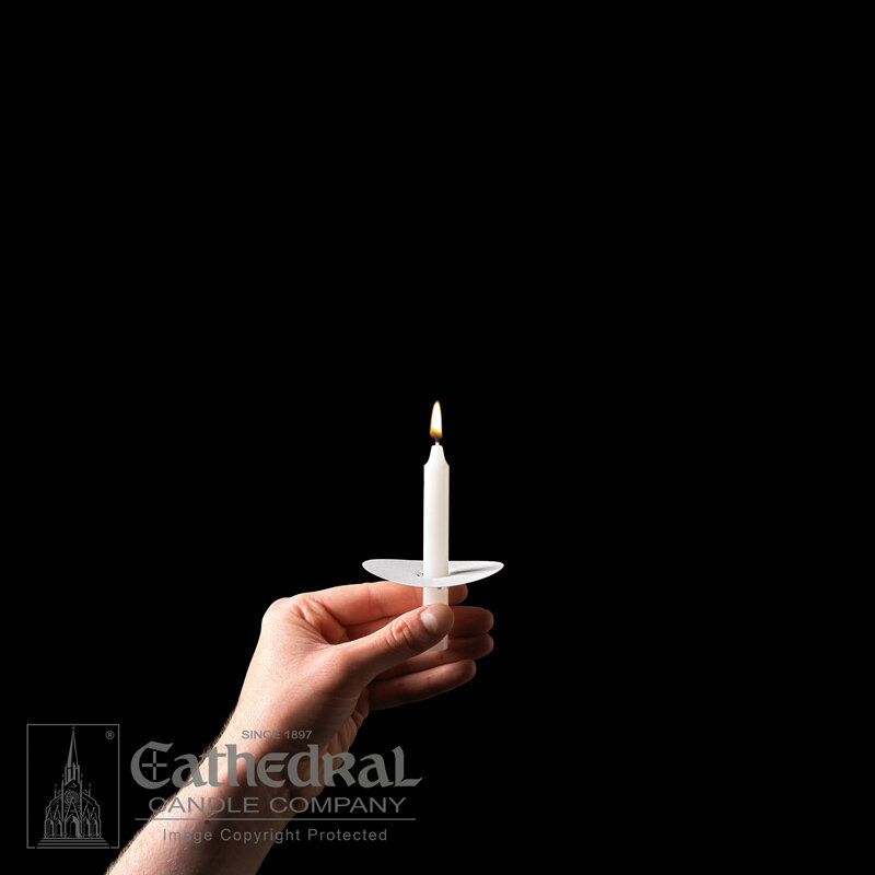 "Votive Candles- 1/2"" x 4 1/2""- Box of 250 Candles"