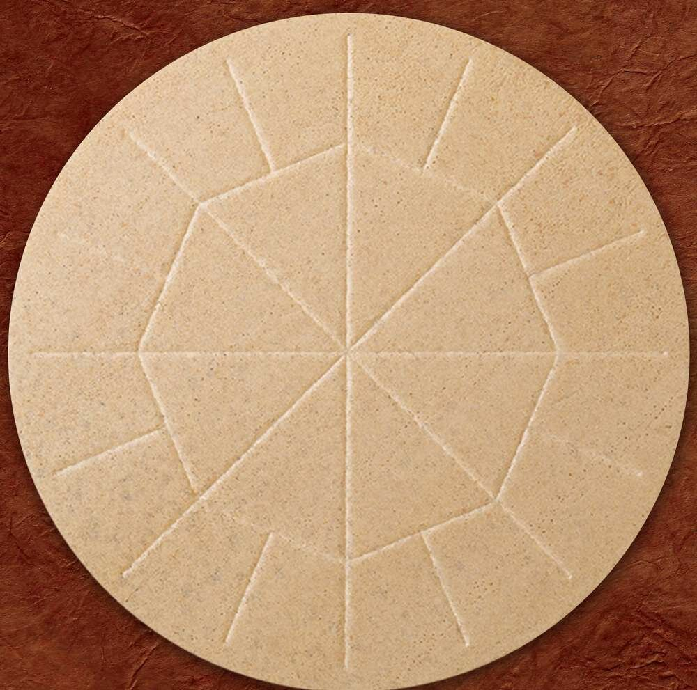 "5 3/4"" Cavanagh® Whole Wheat Altar Bread, Box of 25"