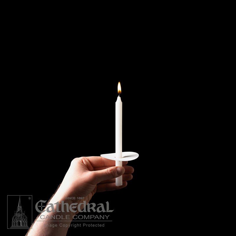 "Votive Candles- 1/2"" x 7""- Box of 250 Candles"