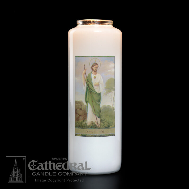 St. Jude, Case of 12 Candles