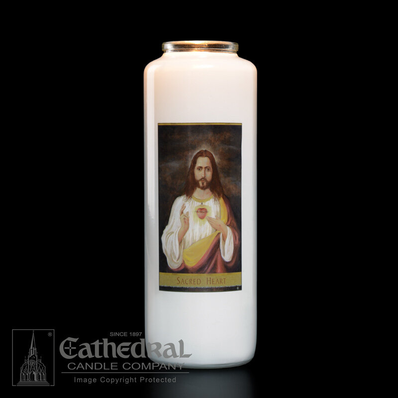 Sacred Heart, Case of 12 Candles