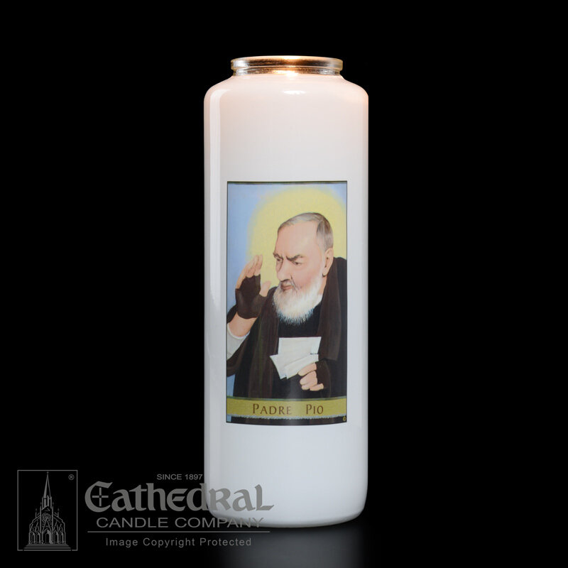 Padre Pio, Case of 12 Candles