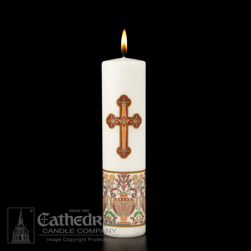 Investiture Christ Candle
