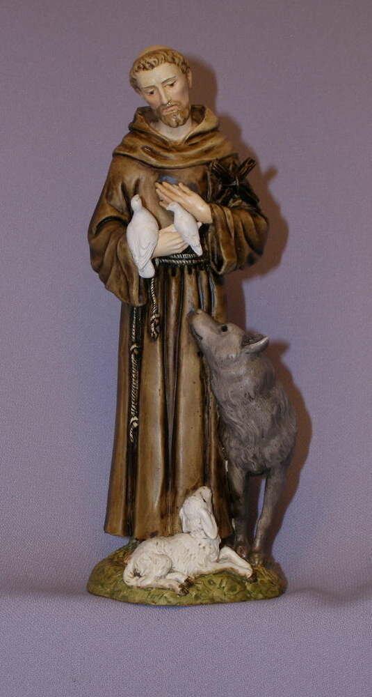 "6"" St. Francis Statue"