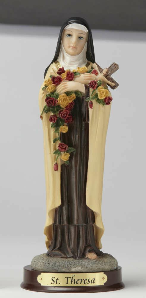 "8"" St. Theresa Statue"