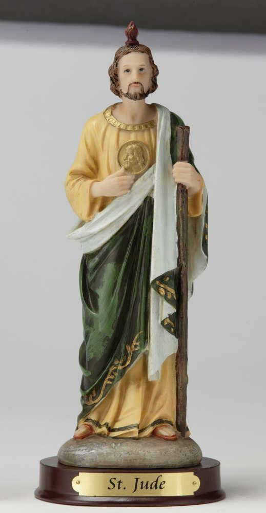 "8"" St. Jude Statue"