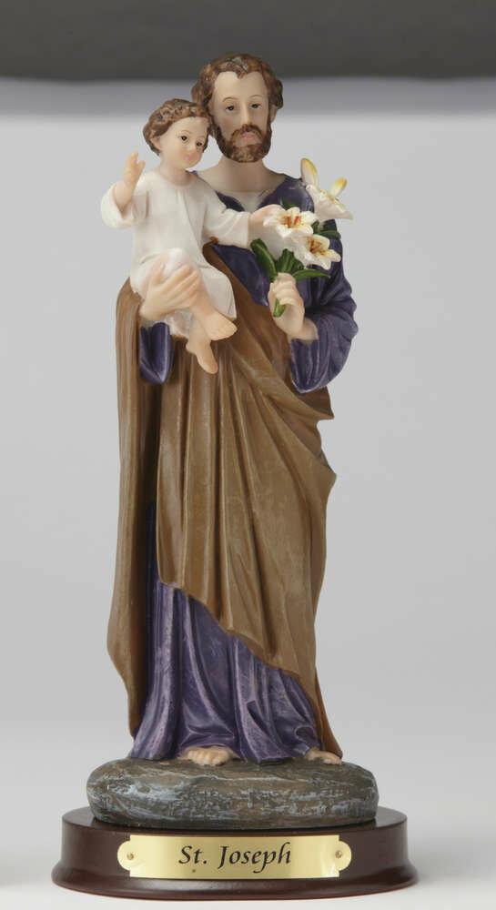 "12"" St. Joseph Statue"