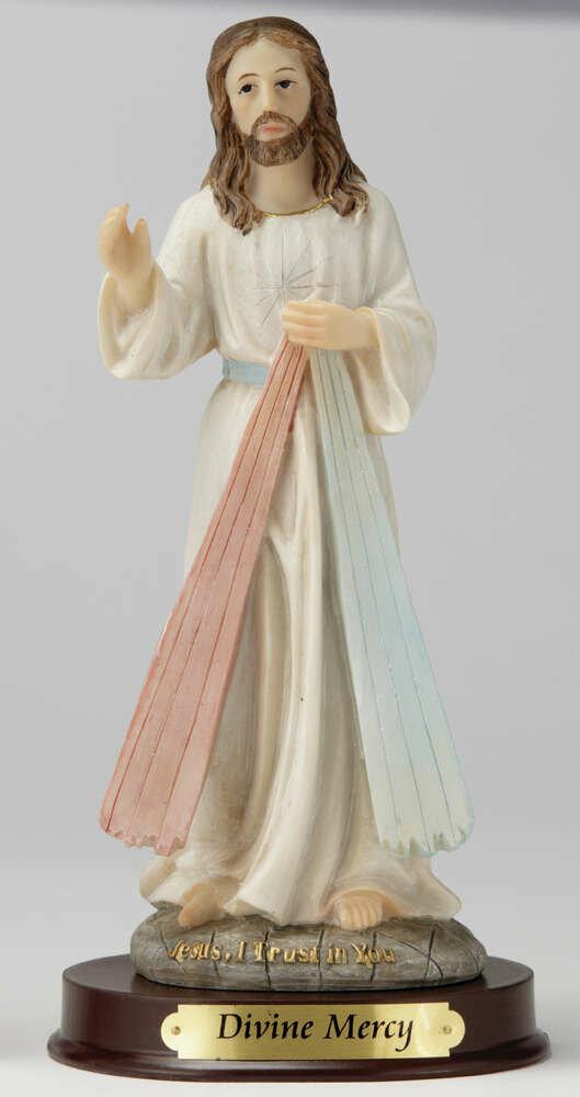 """12"""" Divine Mercy Statue"""