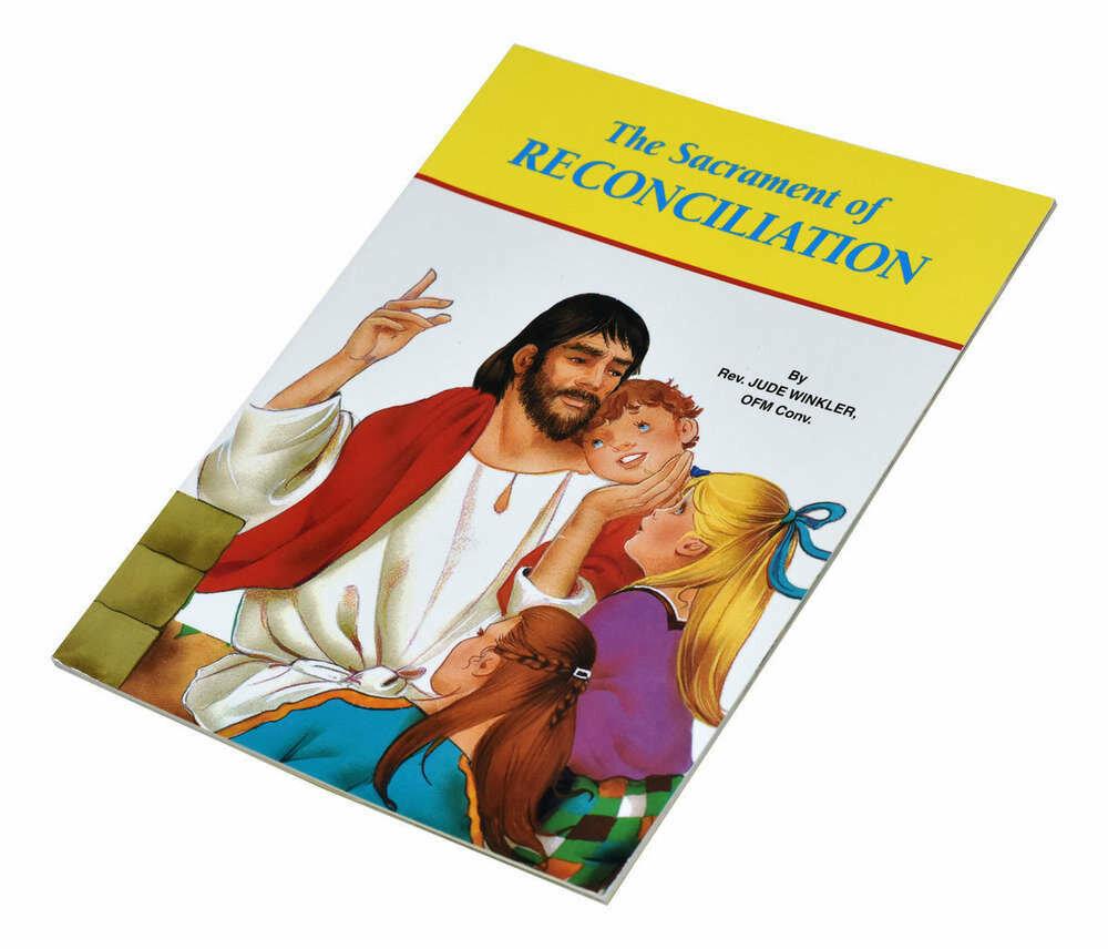The Sacrament of Reconciliation Children's Picture Book