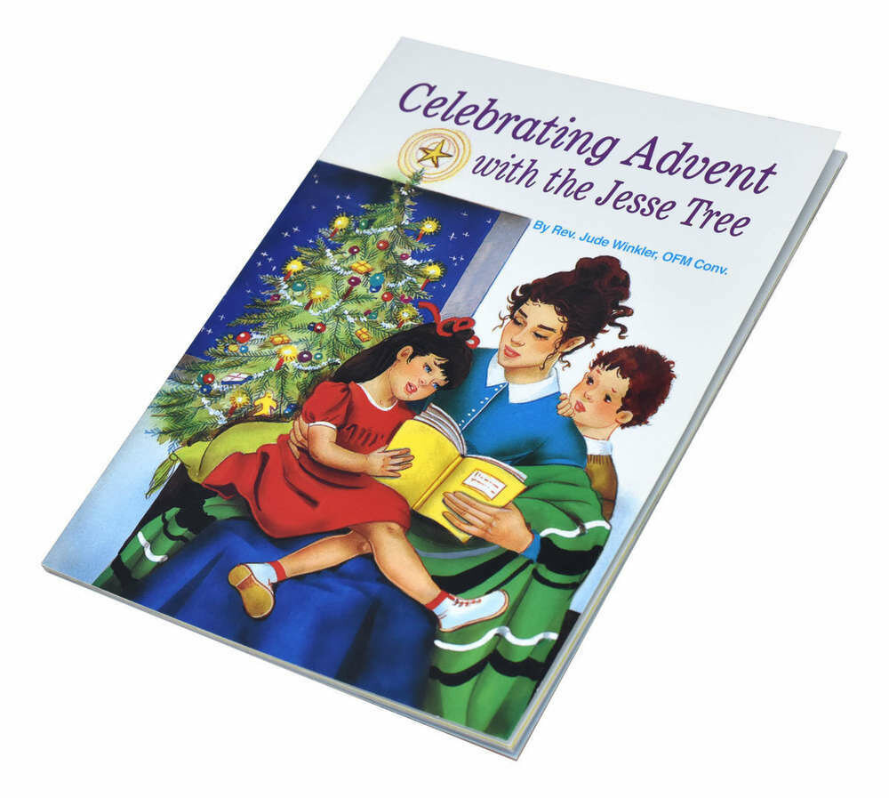 Celebrating Advent with the Jesse Tree Children's Book