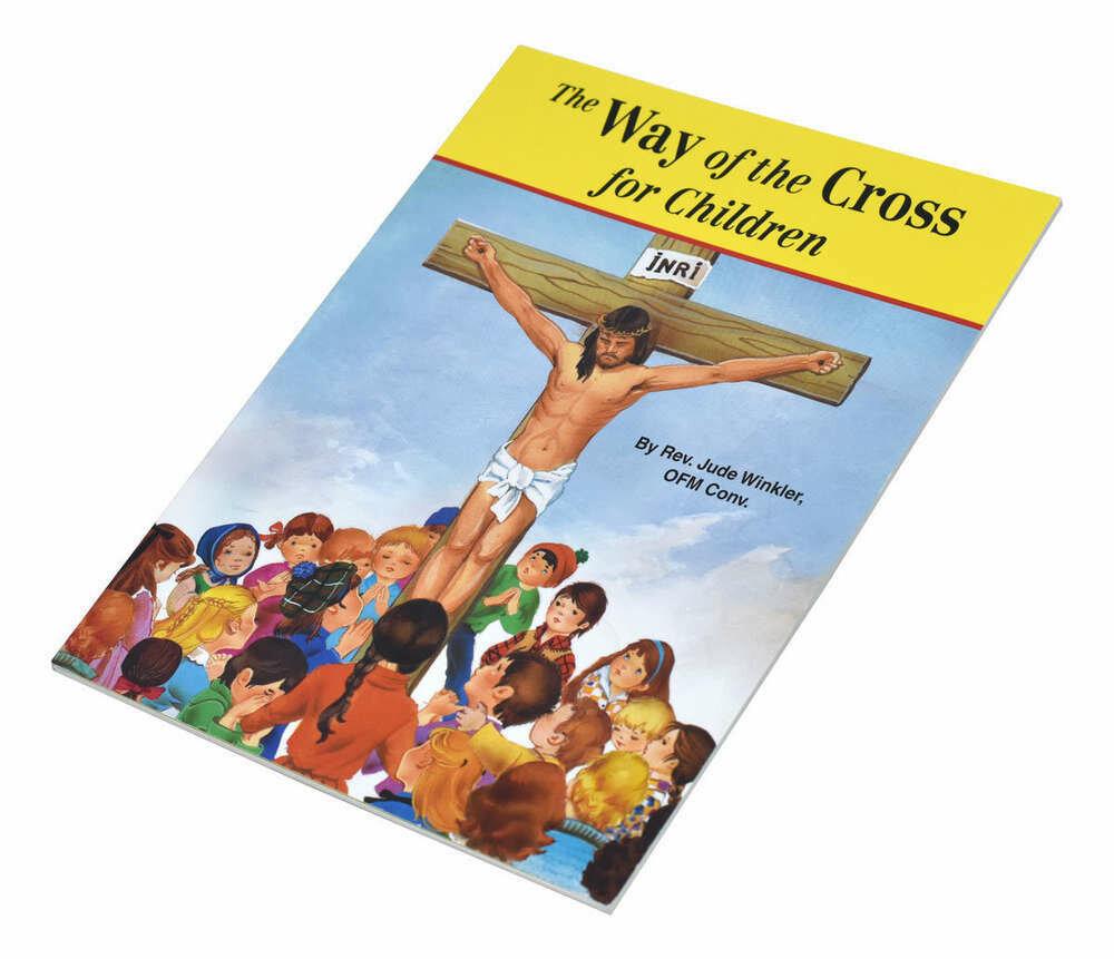 Way of the Cross for Children, Children's Book