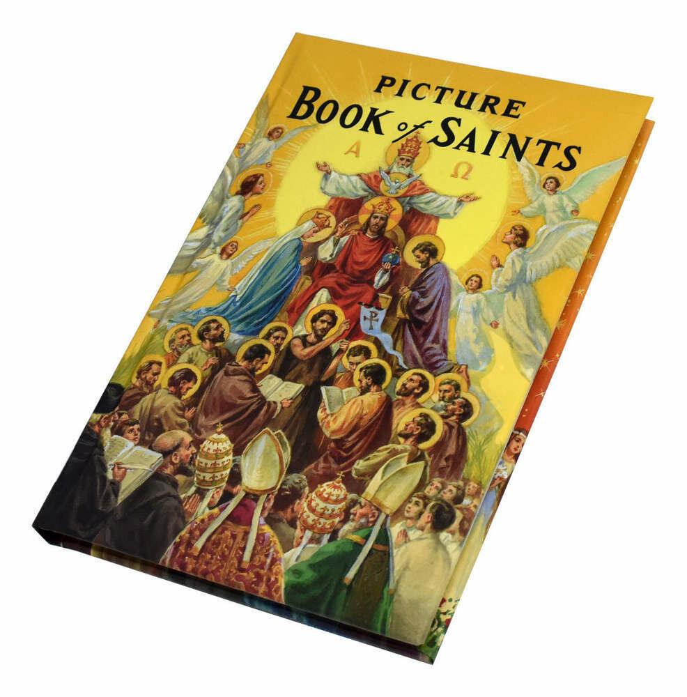 Children's Picture Book of Saints