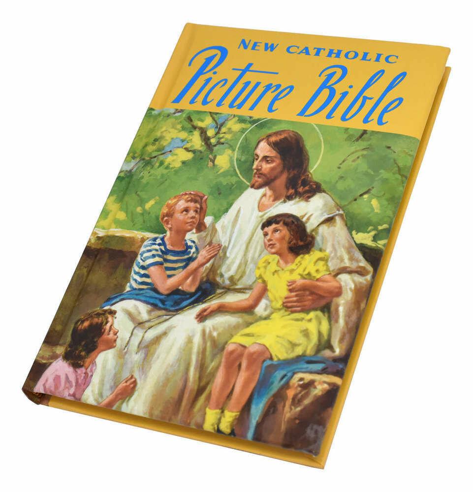 New Catholic Children's Picture Bible