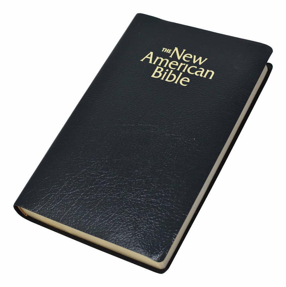 NABRE Gift & Award Bible- Black