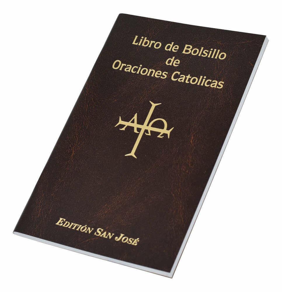 Libro De Bolsillo De Oraciones Catolicas