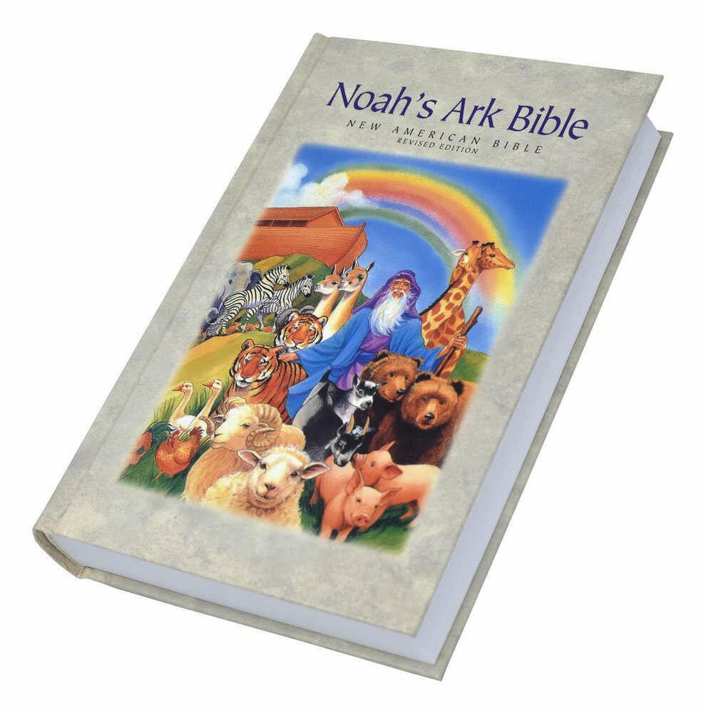 World Catholic Press NAB Noah's Ark Bible