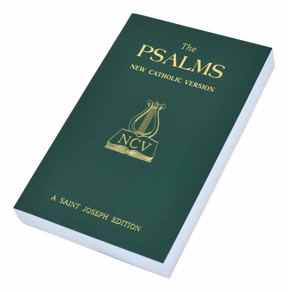 The Psalms: New Catholic Version
