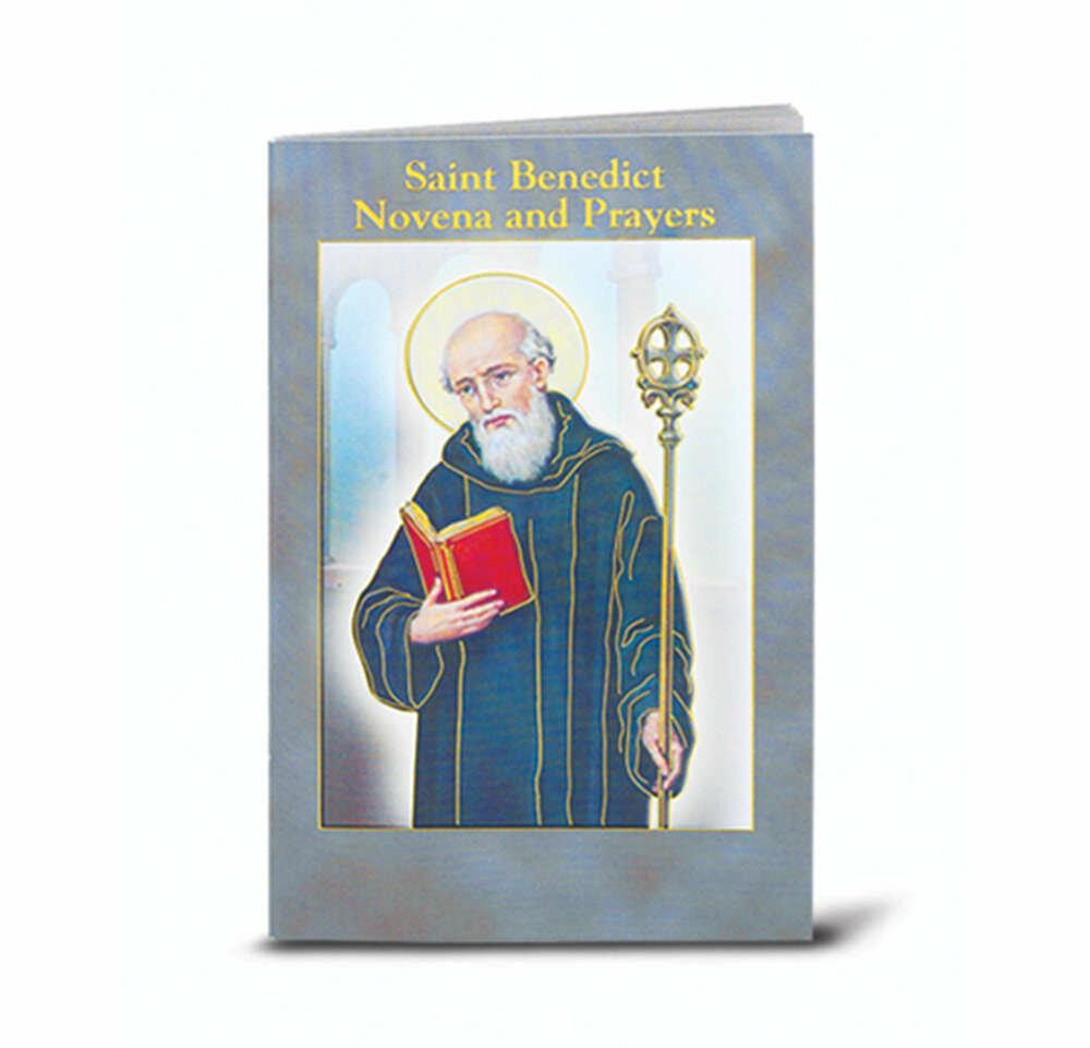 St. Benedict Novena Book