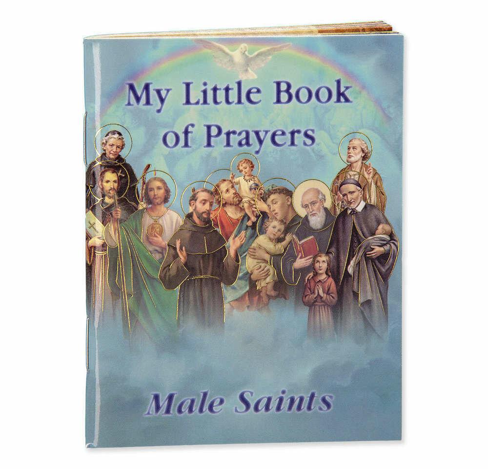Mini My Little Prayer Book- Male Saints