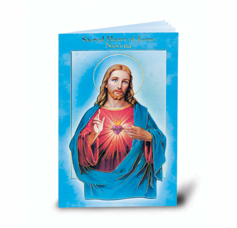 Sacred Heart Novena Book
