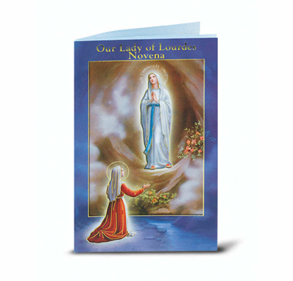 Our Lady of Lourdes Novena Book