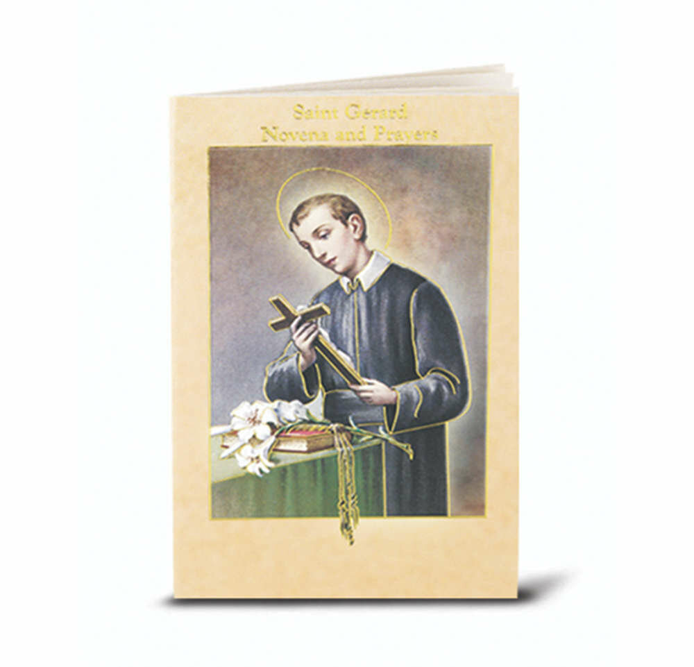 St. Gerard Novena Book