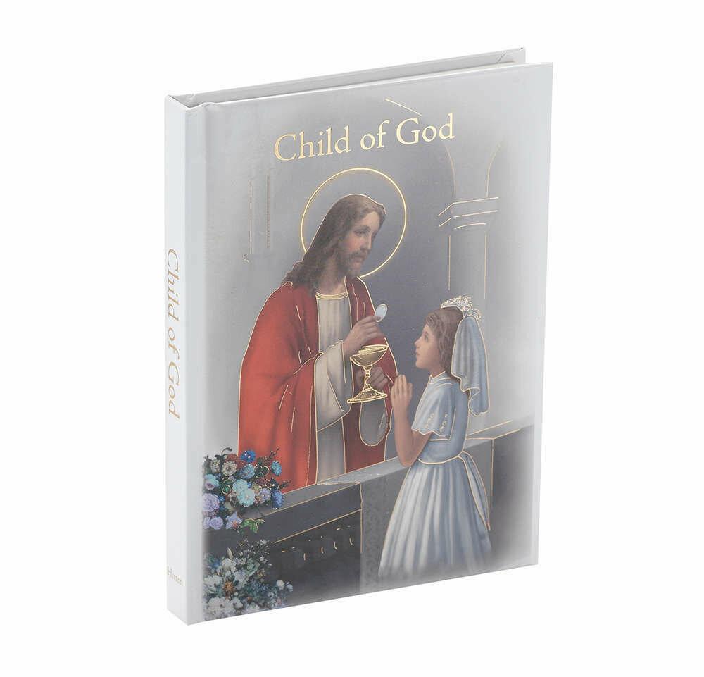 "Child Of God ""Communion Memories"" Edition Girl's Prayer Book"