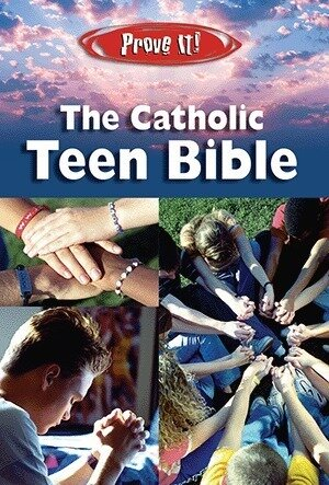 Prove It! the Catholic Teen Bible- NABRE, Paperback.