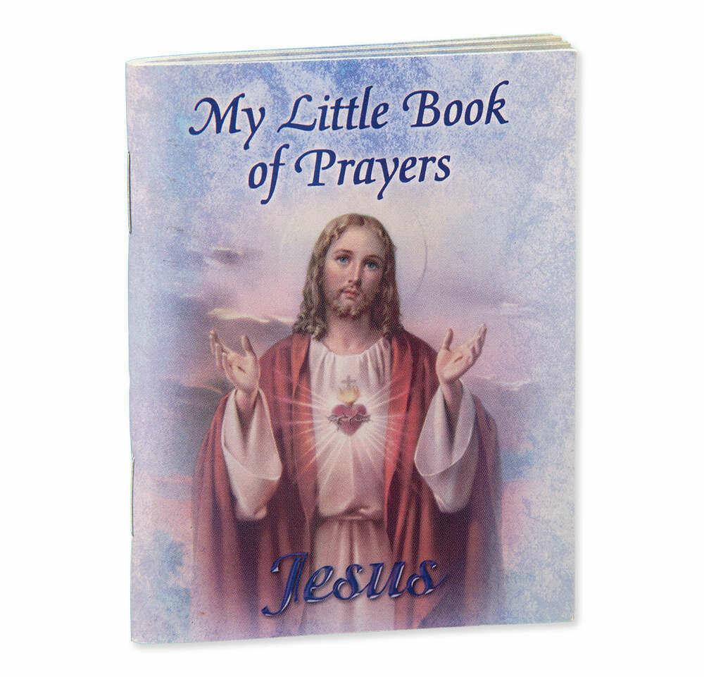 Mini My Little Prayer Book- Jesus