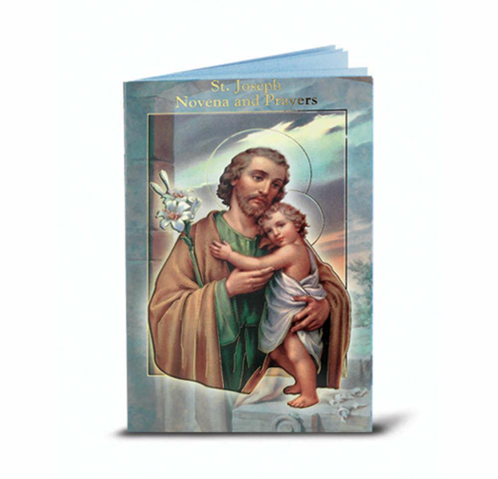 St. Joseph Novena Book