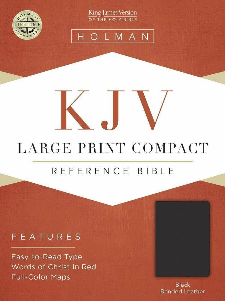 Large Print Compact Bible-KJV