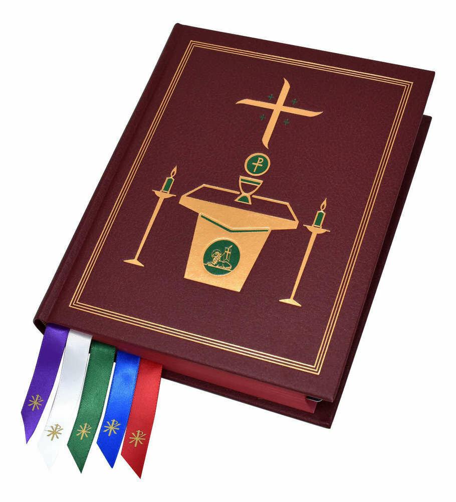 Roman Missal, Third Edition (Chapel Edition)