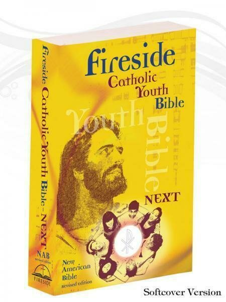 Fireside Catholic Youth Bible- NEXT, NABRE, Softcover