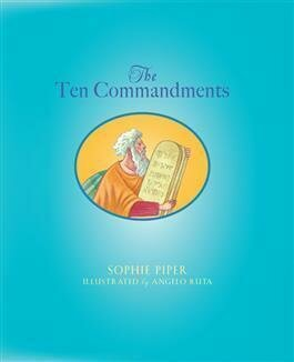 Ten Commandments Book