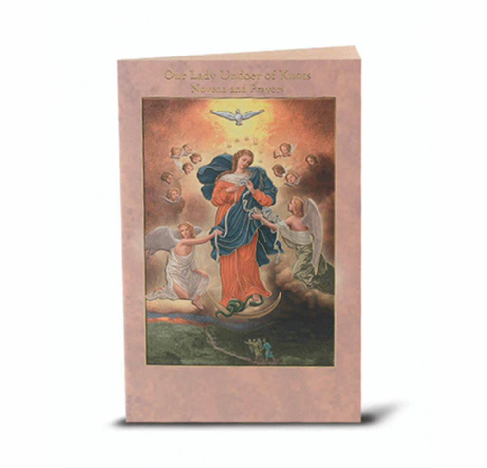 Our Lady Undoer of Knots Novena Book
