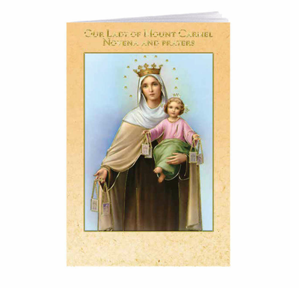 Our Lady of Mount Carmel Novena Book