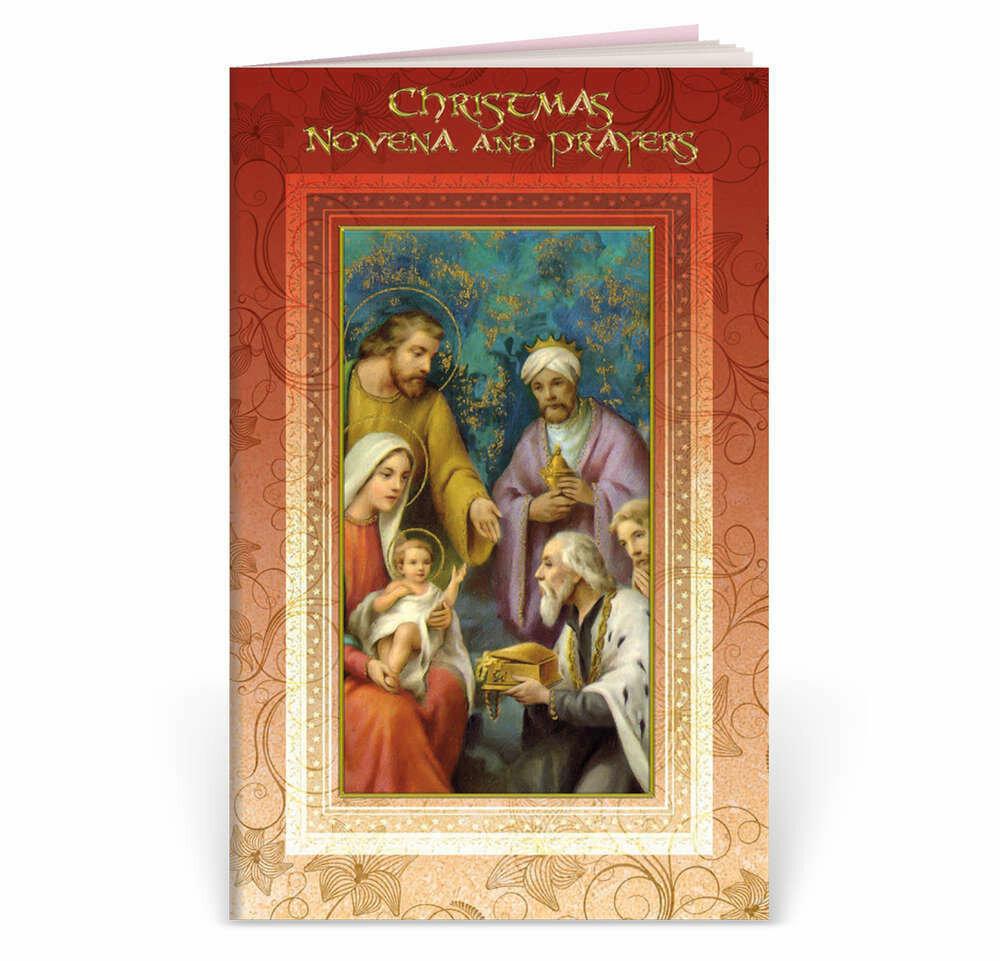Christmas Novenas & Prayers Book
