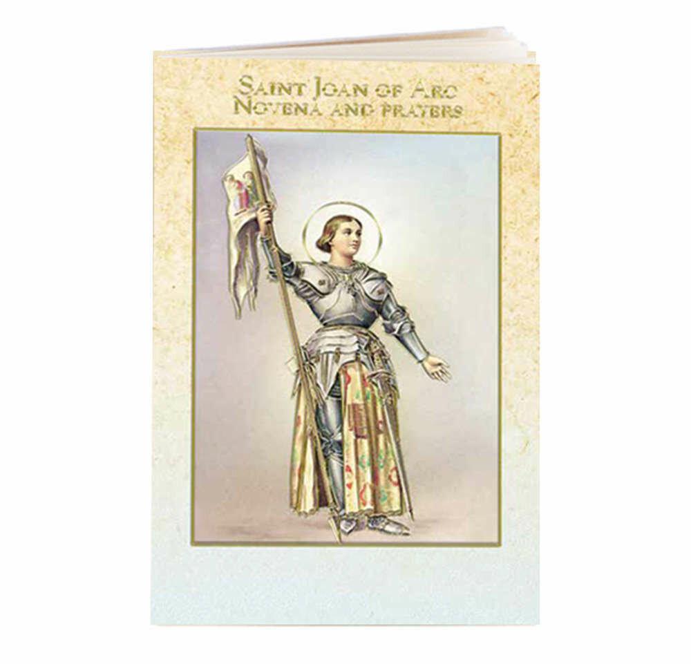 St. Joan of Arc Novena Book