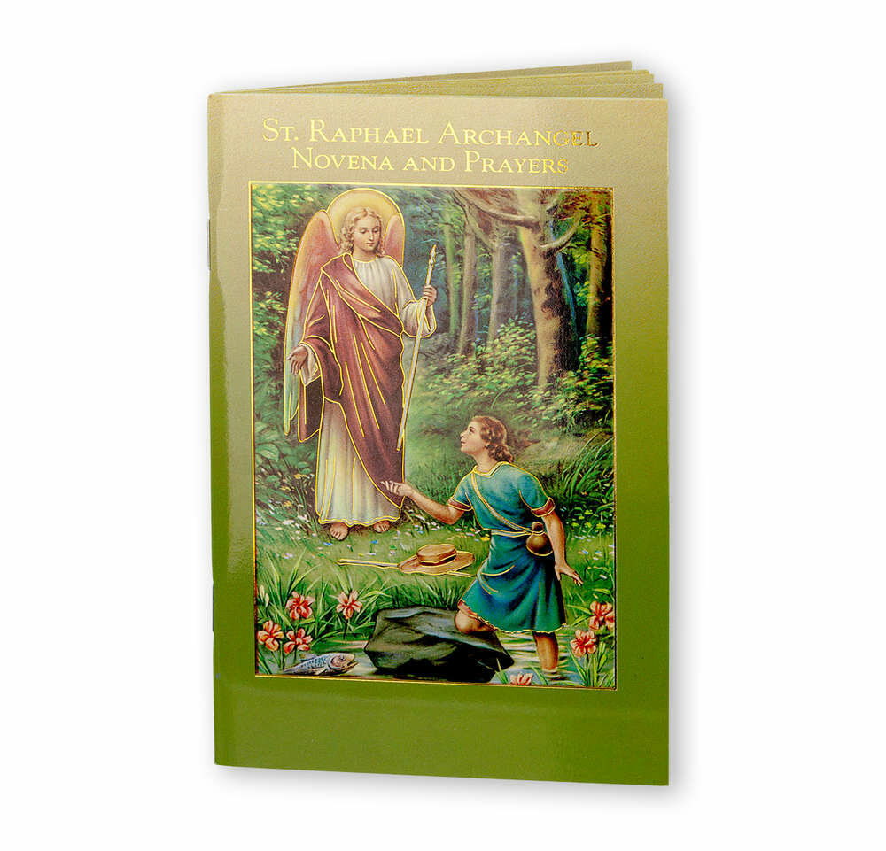 Saint Raphael Novena Book