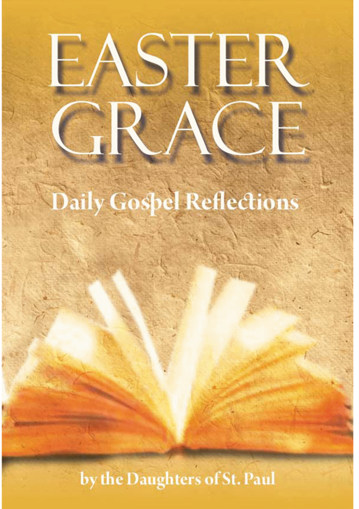 Easter Grace, Daily Gospel Reflections Book