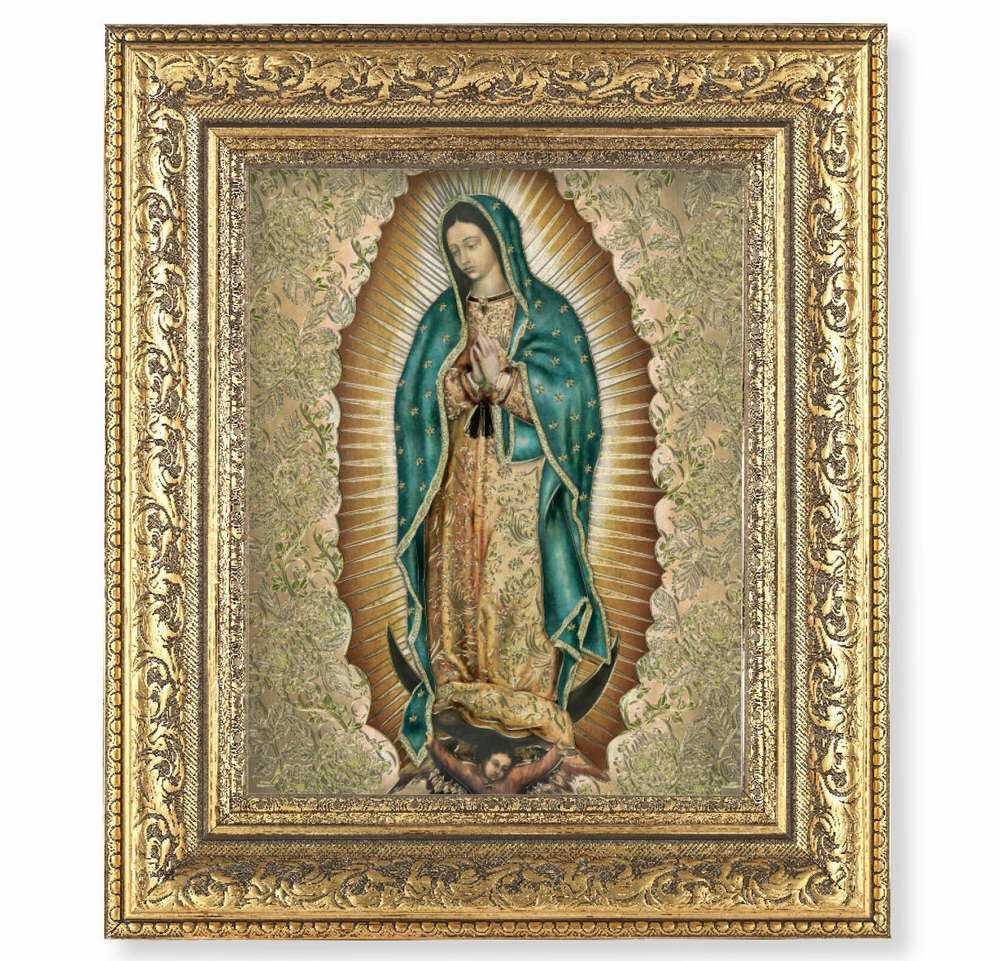 """Our Lady of Guadalupe 12"""" x 14"""""""