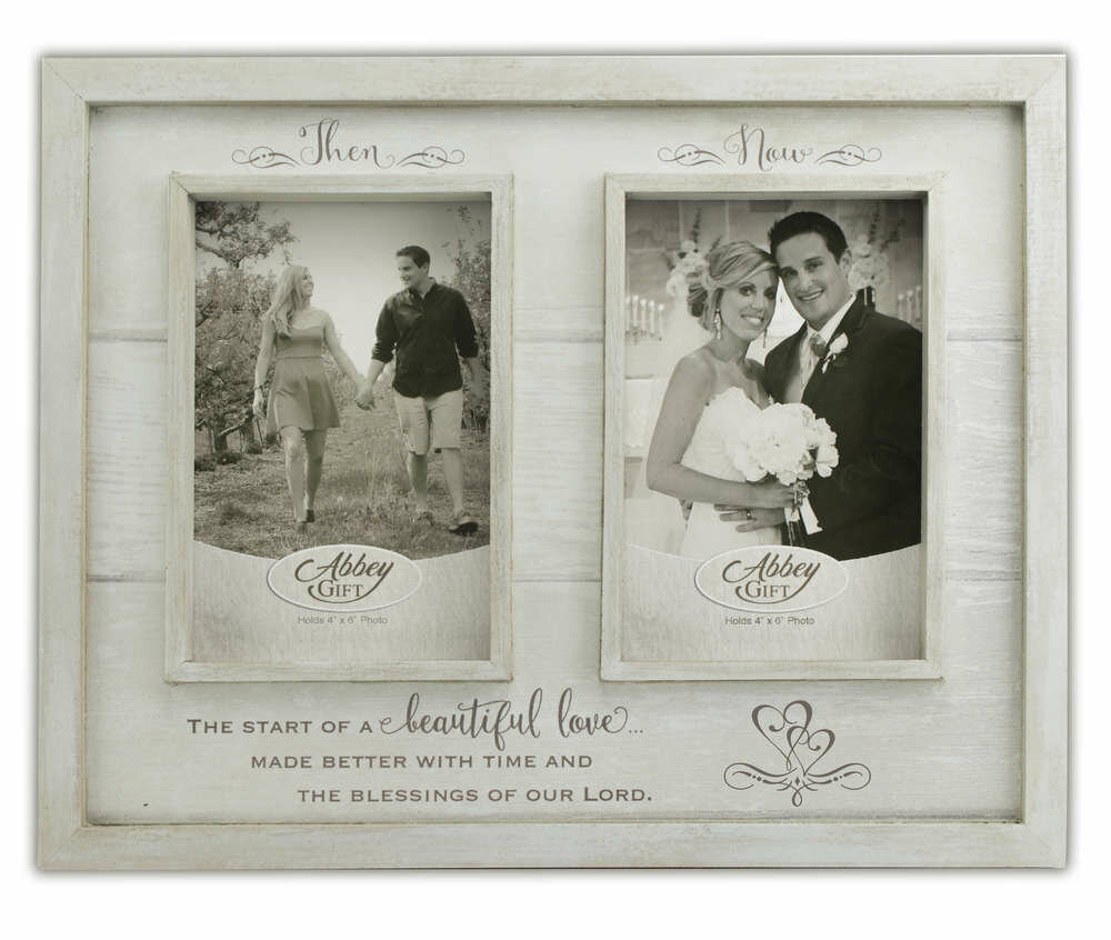 Then and Now Frame