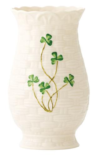 """Belleek Kylemore 7"""" Vase"""