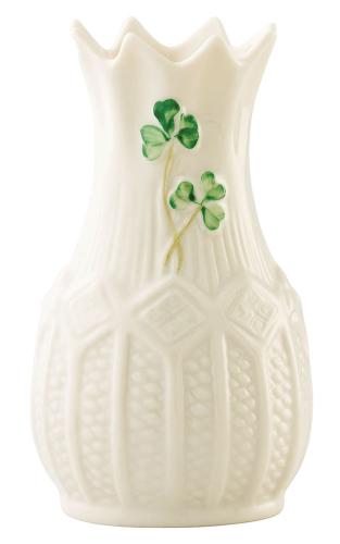 "Belleek Cashel 4"" Mini Vase"