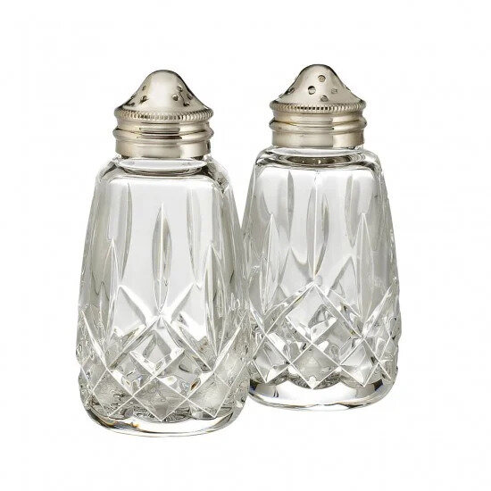 Waterford® Lismore Salt and Pepper