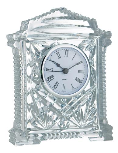 Galway Irish Crystal Lynch Carriage Clock