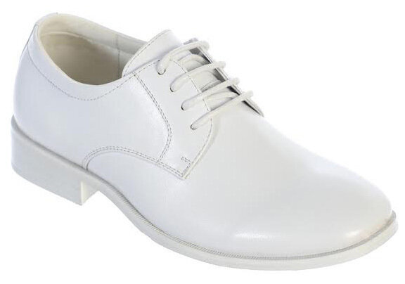Boy White Shoes