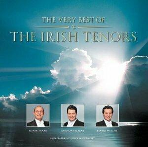 The Irish Tenors, The Best of, CD