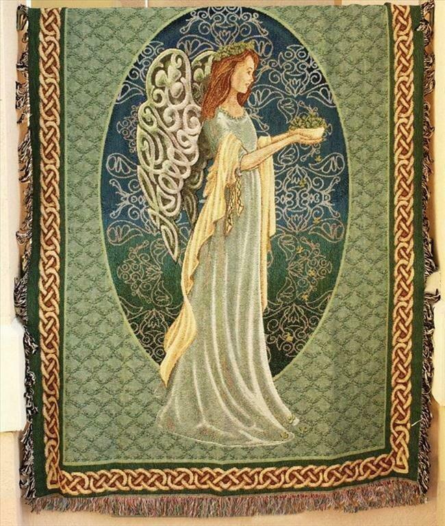 Irish Angel Blanket