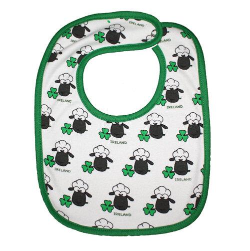 Multi-Sheep Baby Bib